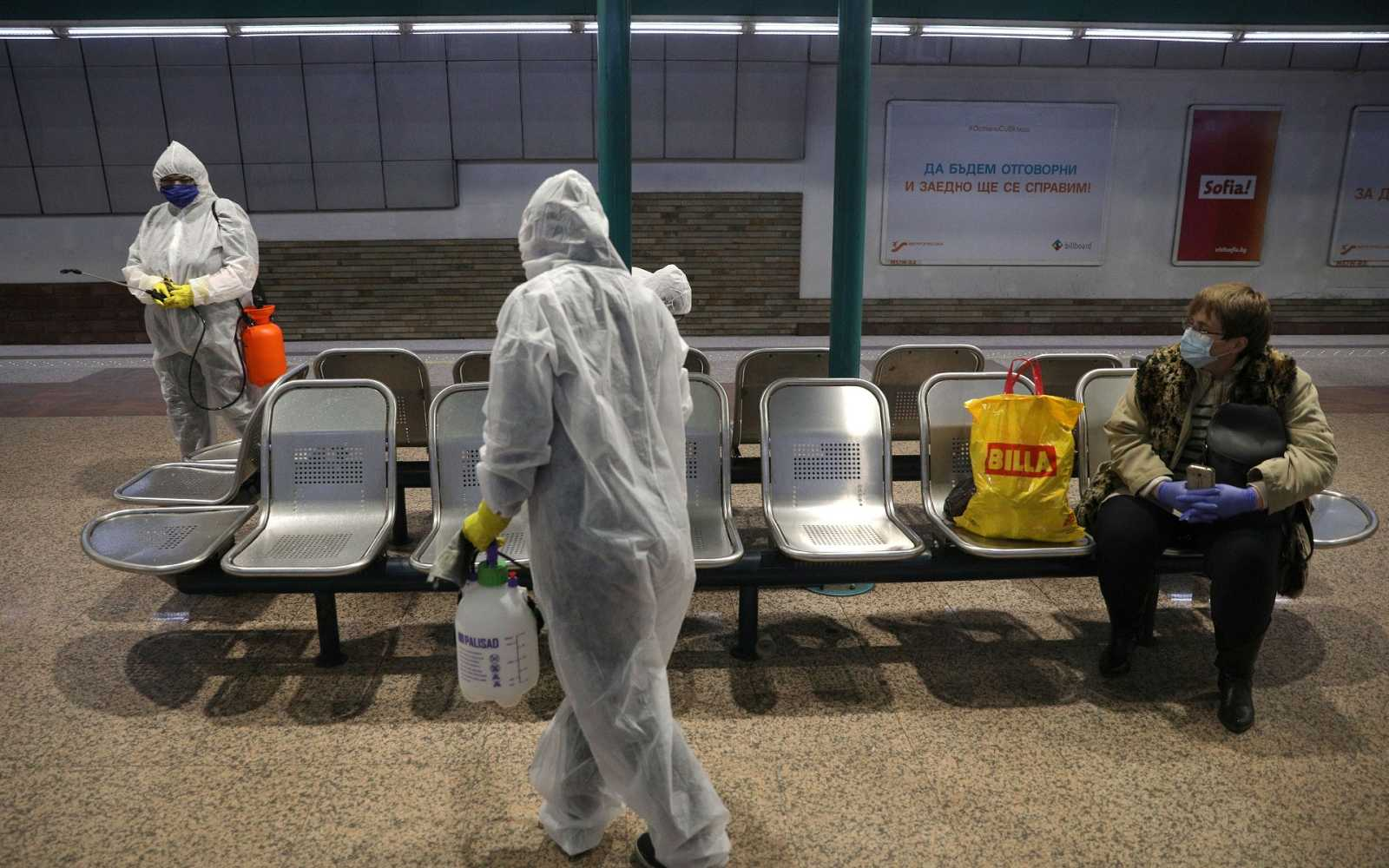 Más de un millón doscientos mil contagiados en todo el mundo y más de 78 mil fallecidos con coronavirus