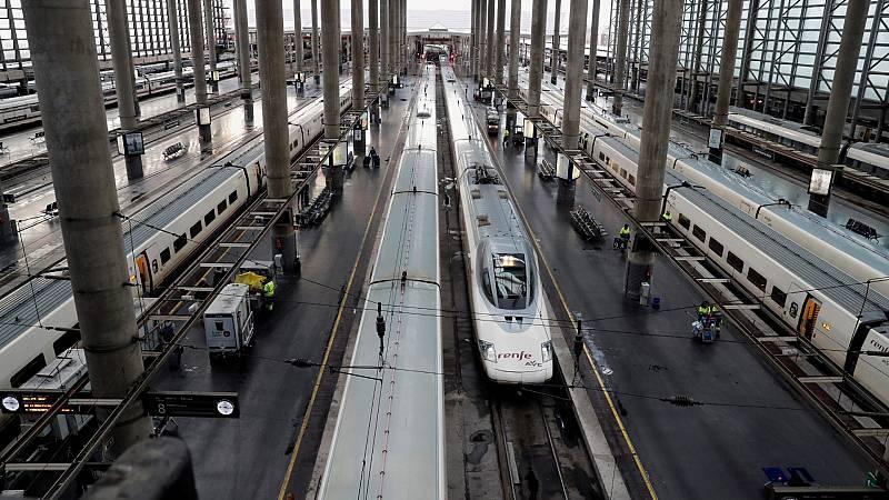 RENFE habilitará trenes para el transporte de enfermos entre comunidades autónomas