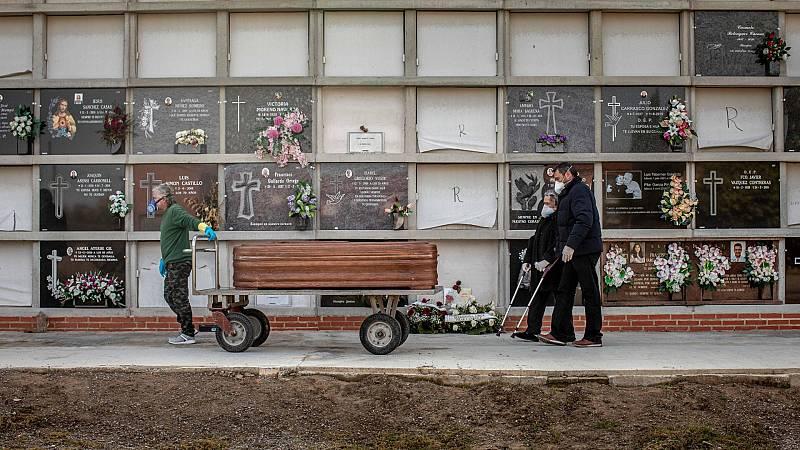 Sanidad asegura que el número de fallecidos se computa según establecen el protocolo europeo y la OMS