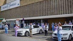 El hospital de Galdakao empieza a respirar tras semanas críticas por el coronavirus