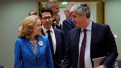 El Eurogrupo se cita este jueves tras volver a fracasar en su intento de dar una respuesta a la crisis