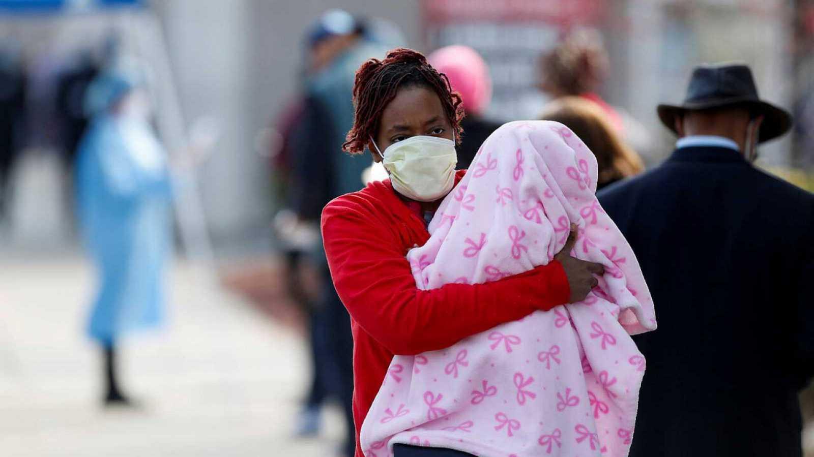 El coronavirus golpea a los distritos más humildes de Nueva York