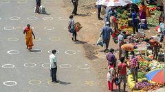 Los casos de coronavirus siguen aumentando en India