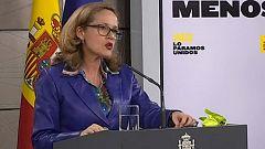 Especial informativo - Comparecencia de los ministros de Sanidad y de Economía - 08/04/20