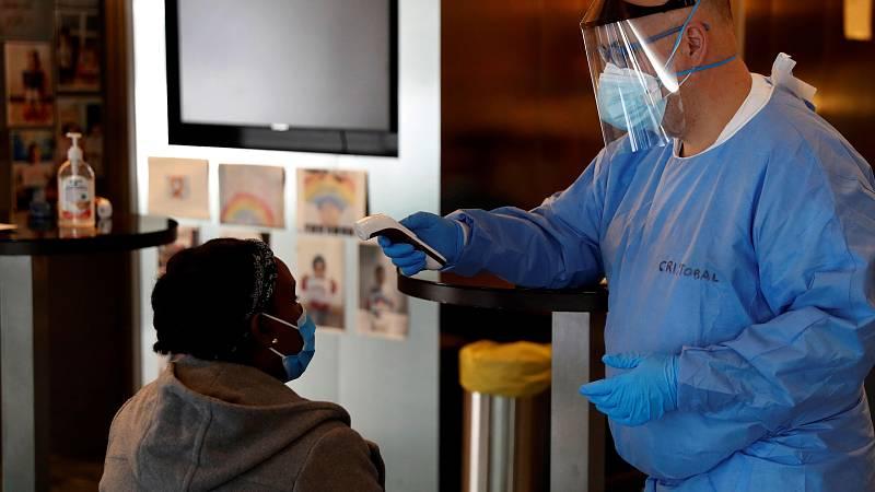 La barrera idiomática de los inmigrantes en tiempos de coronavirus