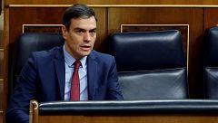 """Sánchez convoca a los partidos la semana que viene para buscar un """"gran pacto de reconstrucción"""""""