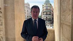 Juan Espada apuesta por la solidaridad y la unidad en la Unión Europea en la lucha contra el coronavirus