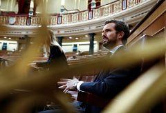 """Pablo Casado: """"Los españoles merecen un Gobierno que les diga siempre la verdad"""""""