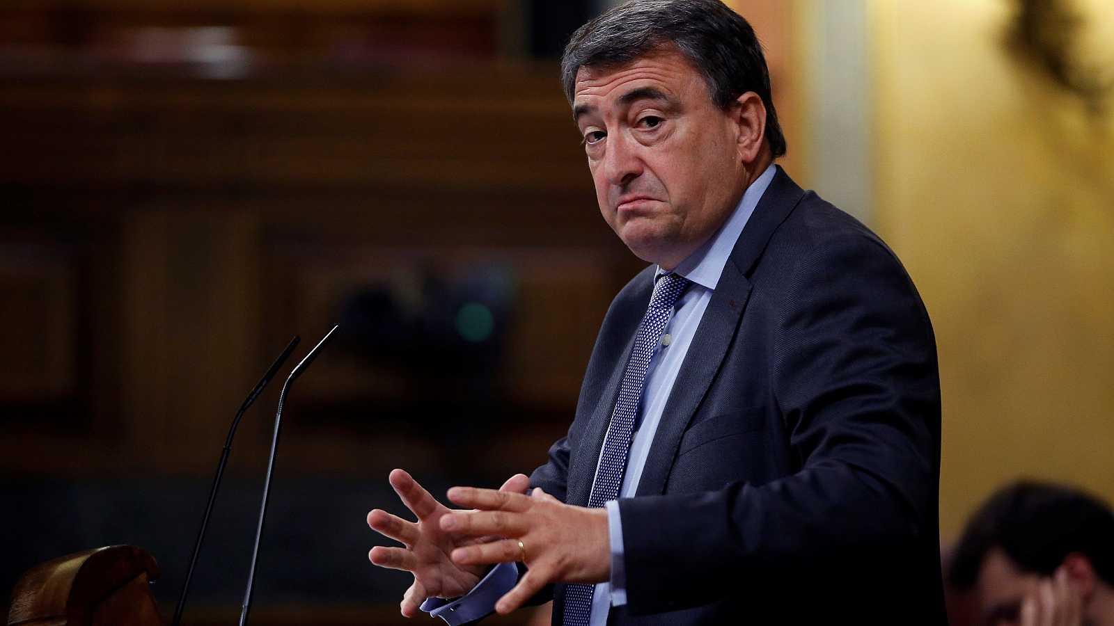 El PNV está abierto a acudir a la cita en la que el presidente del Gobierno, Pedro Sánchez, va a convocar a los partidos la semana que viene para empezar a trabajar en una especie de reedición de los Pactos de la Moncloa para afrontar la crisis que v