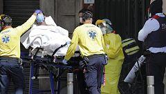 Los nuevos contagios y muertes por coronavirus en España caen a 5.756 y 683 tras dos días de subida