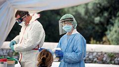 España supera los 15.000 muertos pero reduce a 683 los fallecidos diarios