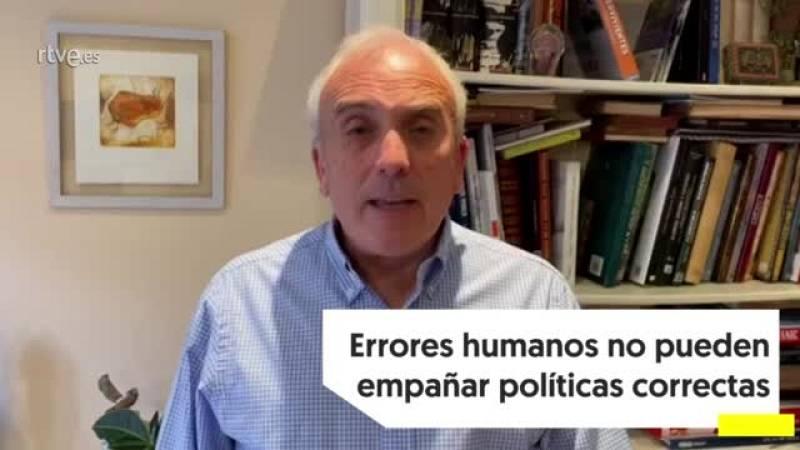 """José Luis Martínez (AEBANCA): """"Errores humanos no pueden empañar políticas correctas"""""""