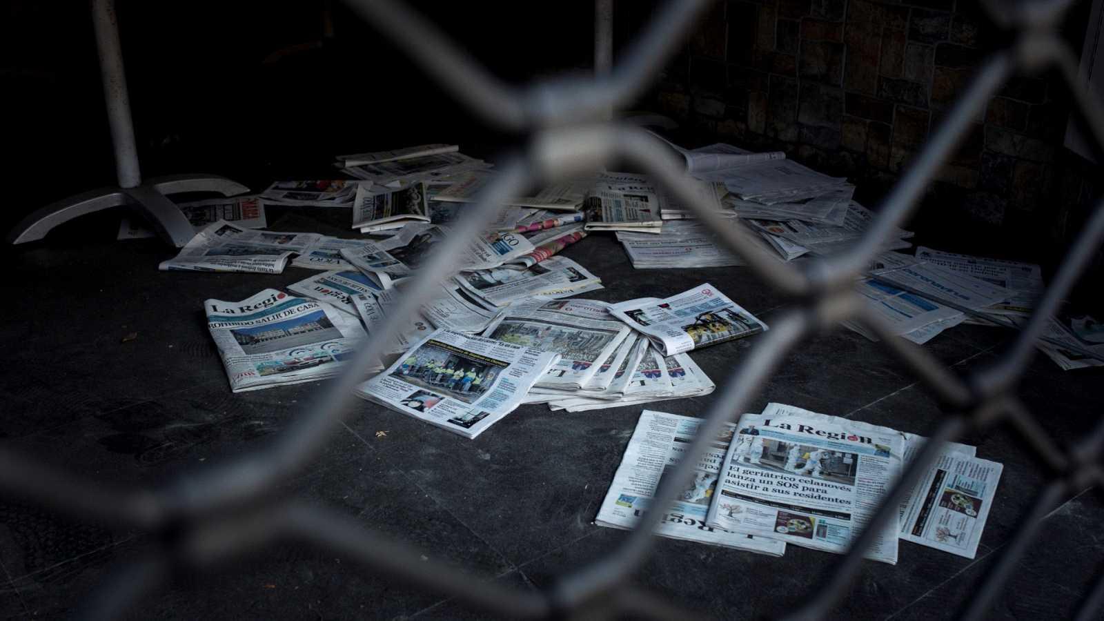 Reporteros sin Fronteras denuncia falta de libertad de prensa en algunos países durante la pandemia