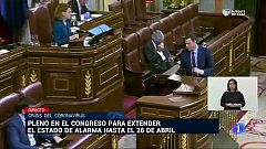 Especial Informativo - Especial Congreso Prórroga del Estado de Alarma (3) - 09/04/20
