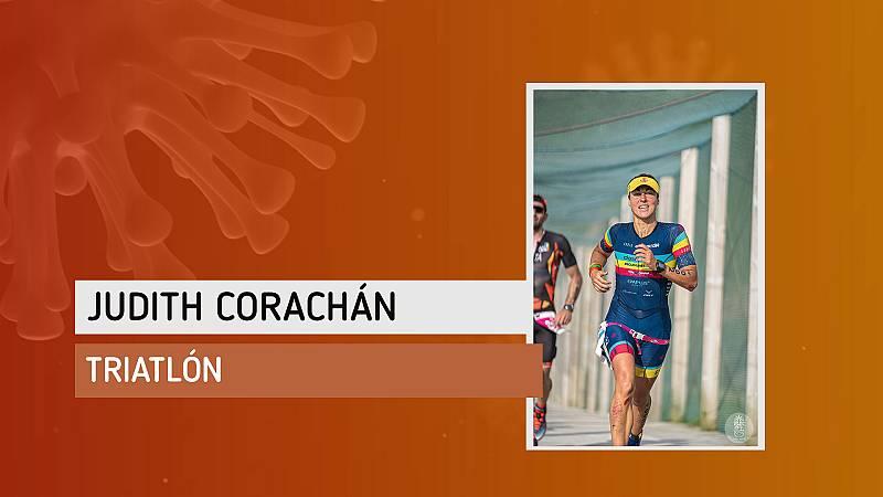 """Judith Corachán: """"Fue como un 'shock' pero he sabido aceptar la situación"""""""