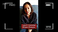 Lara P. Caminha, de BP Pictures, nos recomienda películas que podemos ver en plataformas
