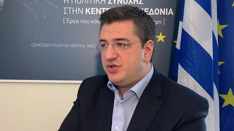 El presidente del Comité Europeo de las Regiones, Apostolos Tzitzikostas, envía un mensaje de apoyo a España ante el coronavirus