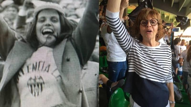 """Así es ahora la """"chica de Sarrià"""", Mari Tere 'Noelia' Berenguer"""