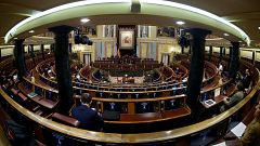 El Congreso aprueba una segunda prórrroga del estado de alarma, hasta el 26 de abril