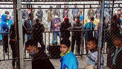 Piden medidas para evitar contagios ante el hacinamiento de cárceles o campos de refugiados