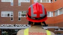 Igualada y Bérgamo, dos ciudades unidas en la lucha contra el coronavirus