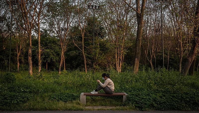 Las imágenes de tres meses de confinamiento en Wuhan