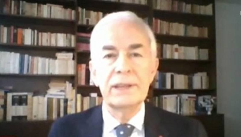"""Juan Ignacio Crespo, analista económico: """"La UE solo sufrirá una crisis si el BCE se levanta de la mesa"""""""