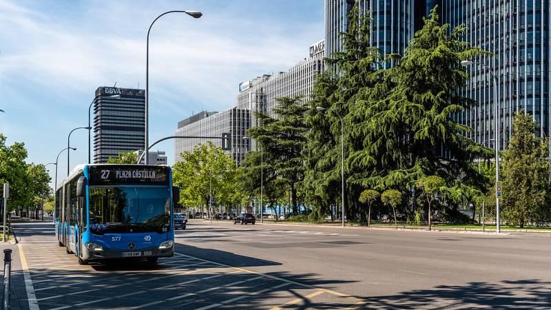 A partir del lunes se incrementarán los servicios de transporte de cercanías en hora punta
