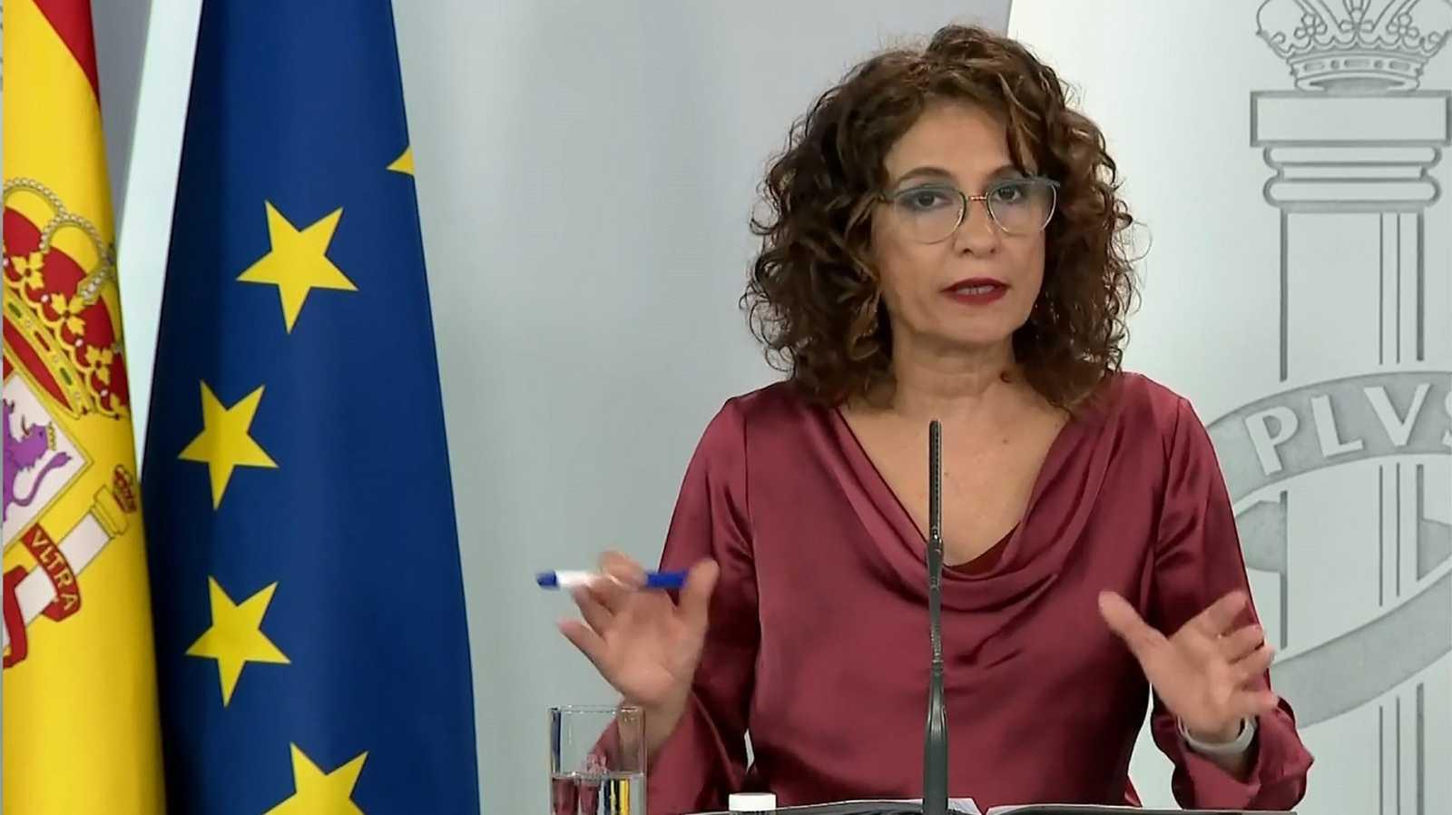 """Montero: """"Hay grupo políticos que no han comprendido el alcance ni la gravedad de la situación en la que nos encontramos"""""""