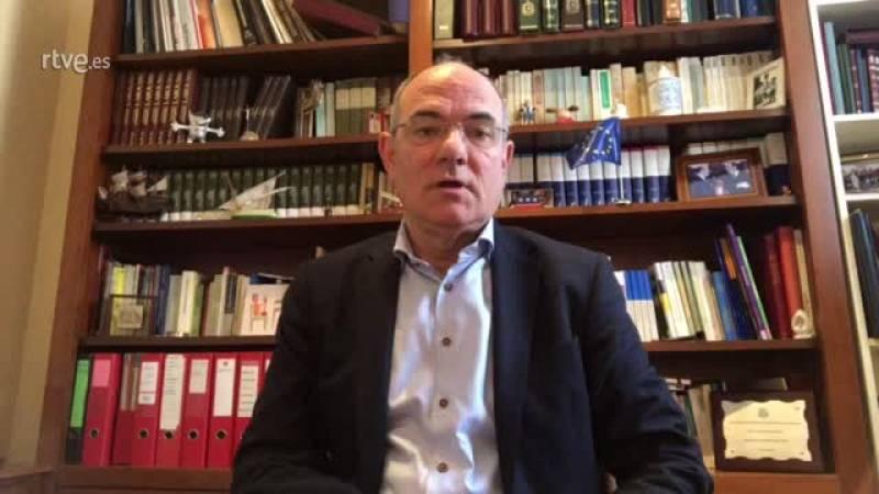 """Jaime Duc (Parlamento Europeo): """"El debate no es sobre el futuro de la UE, sino sobre el presente"""""""