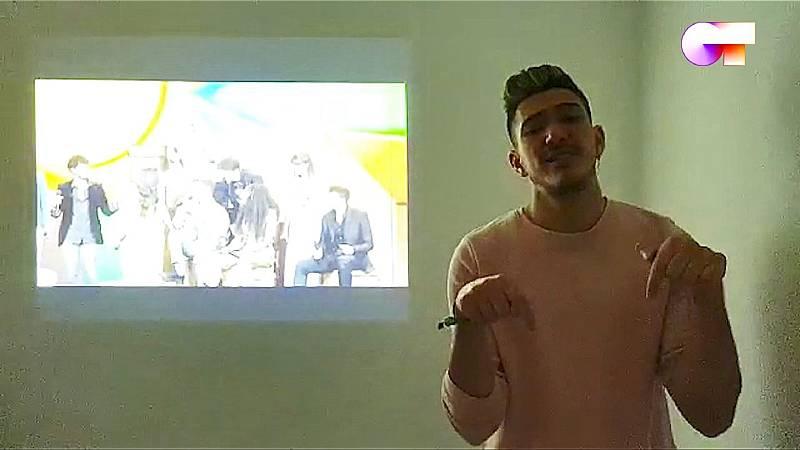 """Bruno canta """"Don't Stop Believin'"""" en el tercer pase de micros de #QuedOTenCasa"""