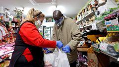 El Gobierno recomienda usar mascarillas para desplazarse al trabajo y las distribuirá en el transporte público