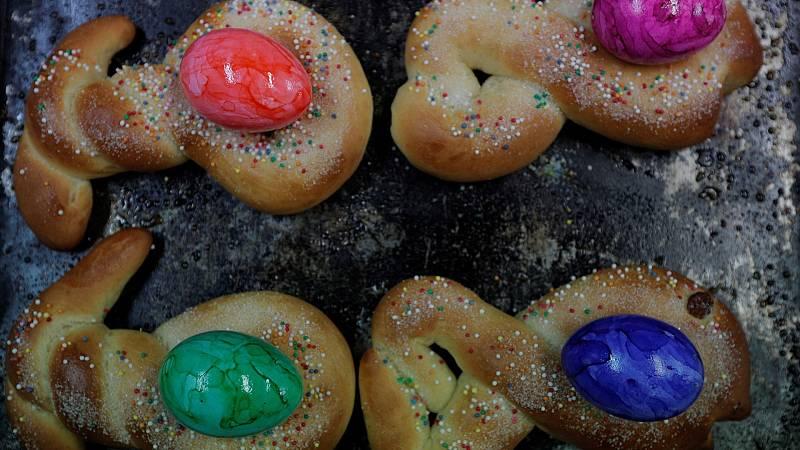 Las ventas de pasteleros caen esta Semana Santa
