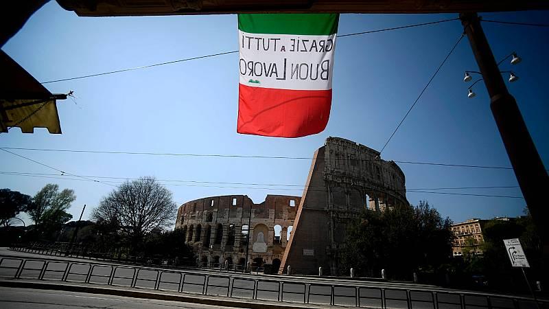 """Raffaele Cattaneo, del gobierno regional de Lombardía: """"Pedimos a los ciudadanos que se tapen la boca al salir de casa"""""""