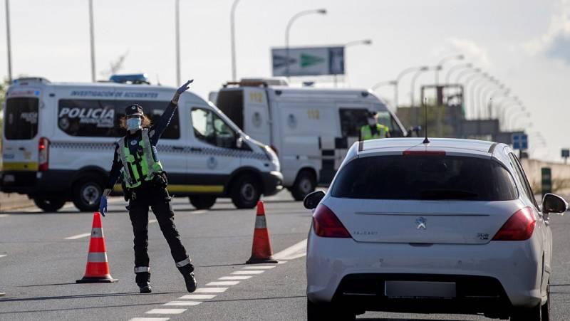 74 detenidos en las últimas 24 horas en España, un 4,6 por ciento más con respecto al día anterior