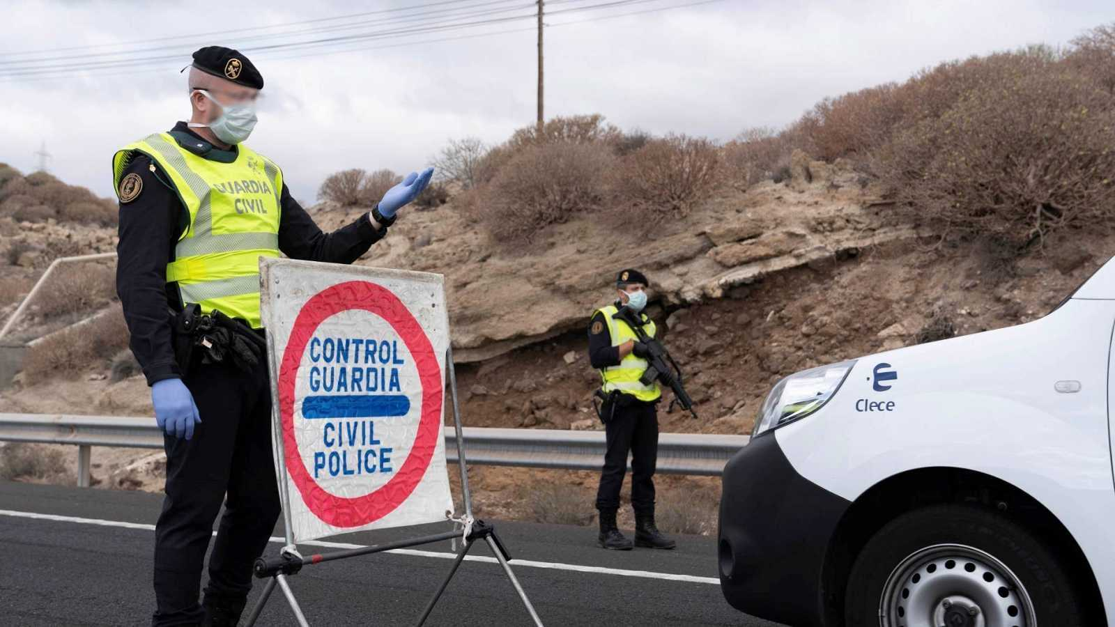 El Gobierno prorroga dos semanas los controles de fronteras