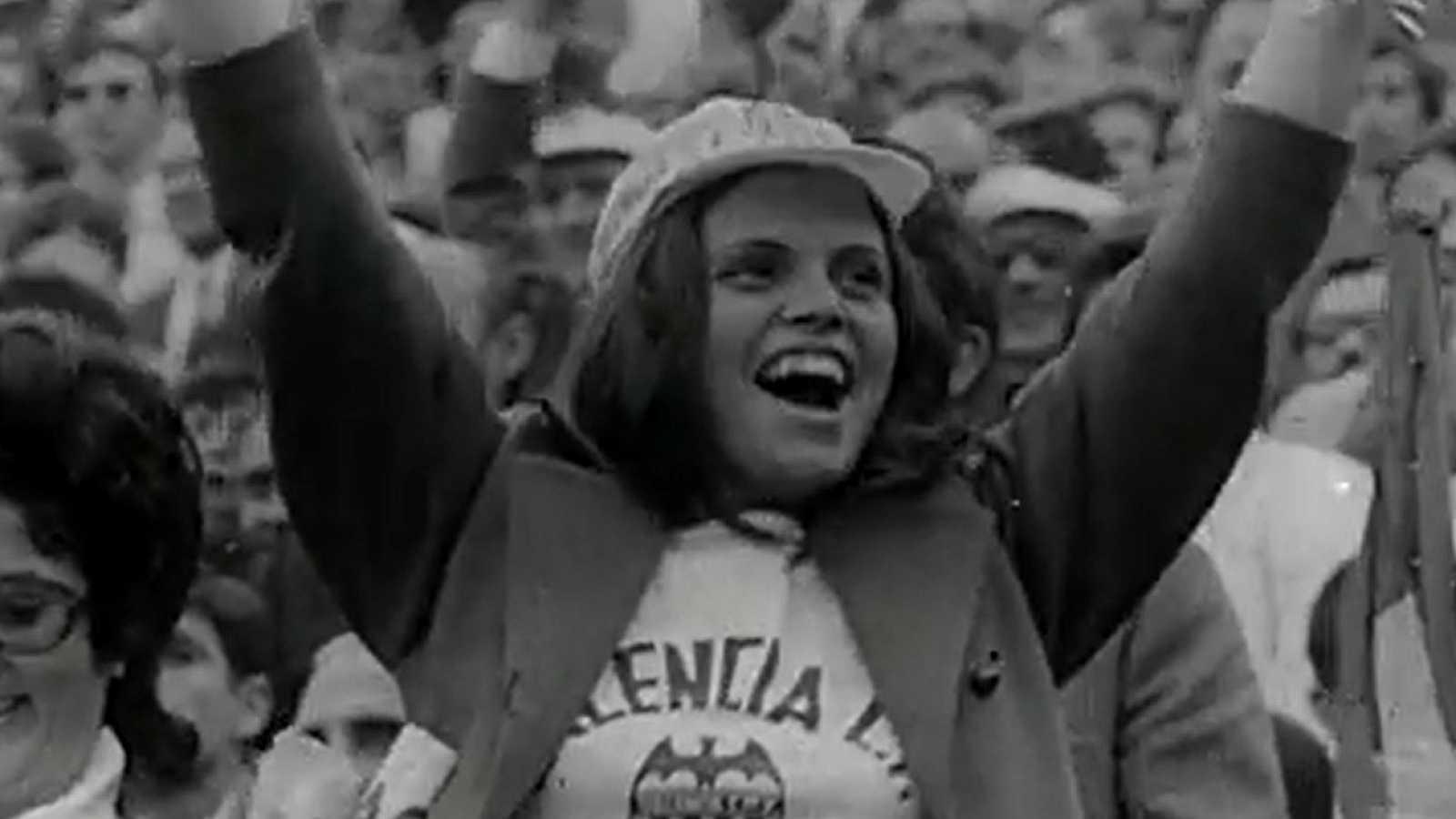 La 'Chica de Sarriá' aparece 50 años después