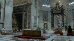 Semana Santa en RTVE - Santos Oficios y Vigilia Pascual. Desde el Vaticano