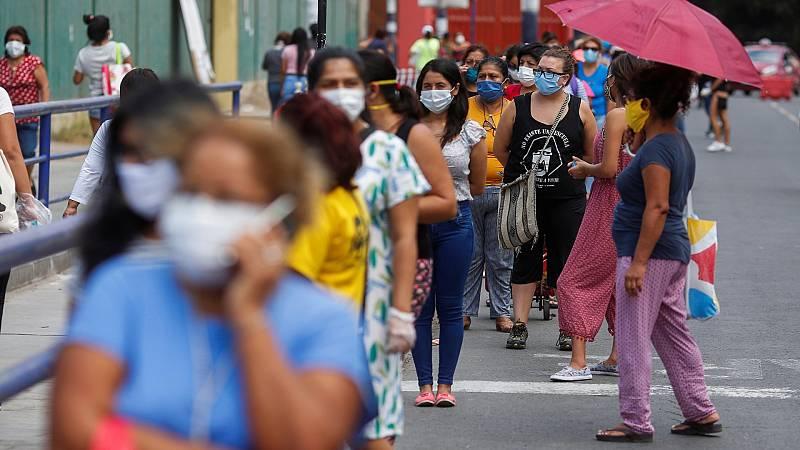 Los países latinoamericanos temen que los casos de coronavirus se multipliquen como en Europa