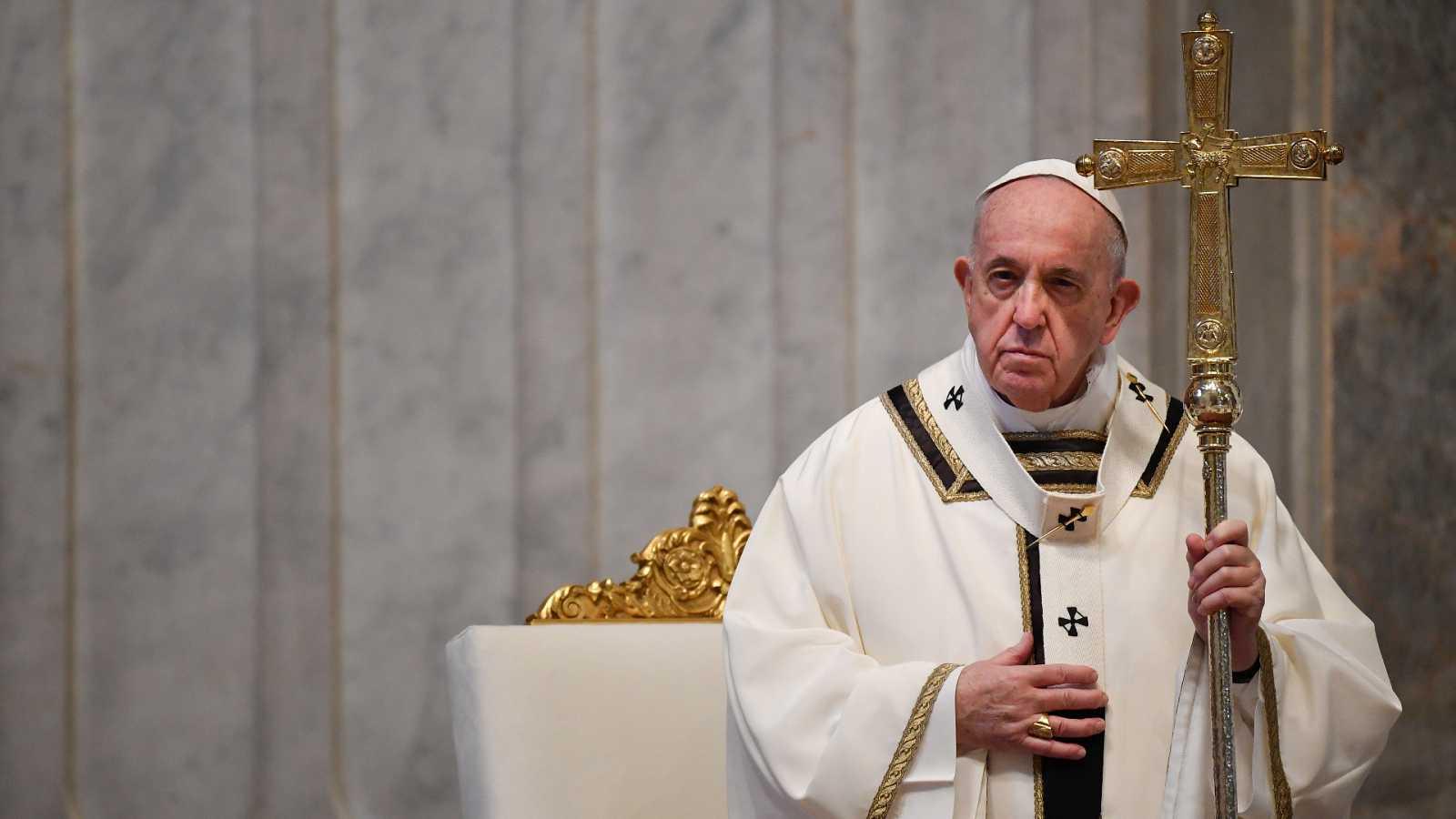Semana Santa en RTVE - Domingo de Resurrección y Bendición Urbi et Orbi. Desde Roma - ver ahora