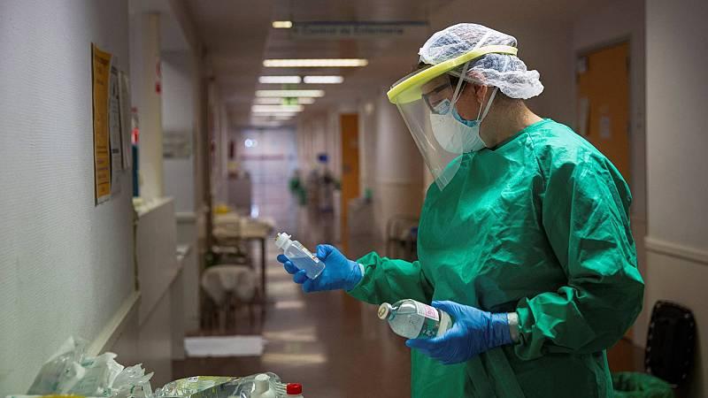 Más de 60 hospitales españoles participan en un estudio para prevenir el coronavirus en sanitarios
