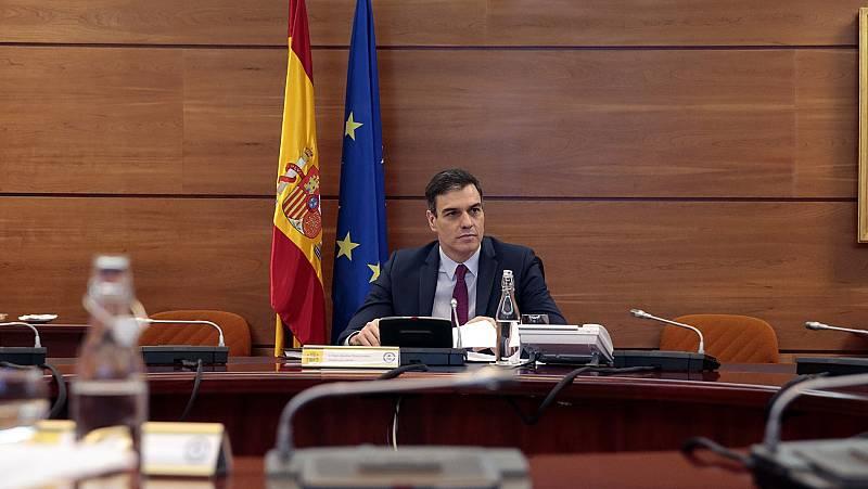 """Sánchez llama a la unidad frente al coronavirus: """"La potencia destructiva del virus no distingue de territorios ni de colores políticos"""""""