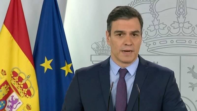 """El Presidente del Gobierno pide un trabajo político conjunto por el acuerdo """"porque la democracia es unión"""""""