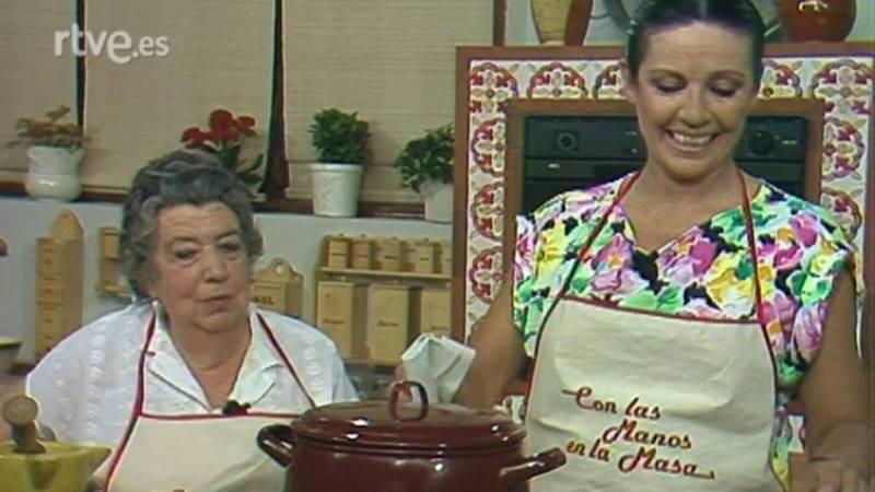Con las manos en la masa - Cocido madrileño