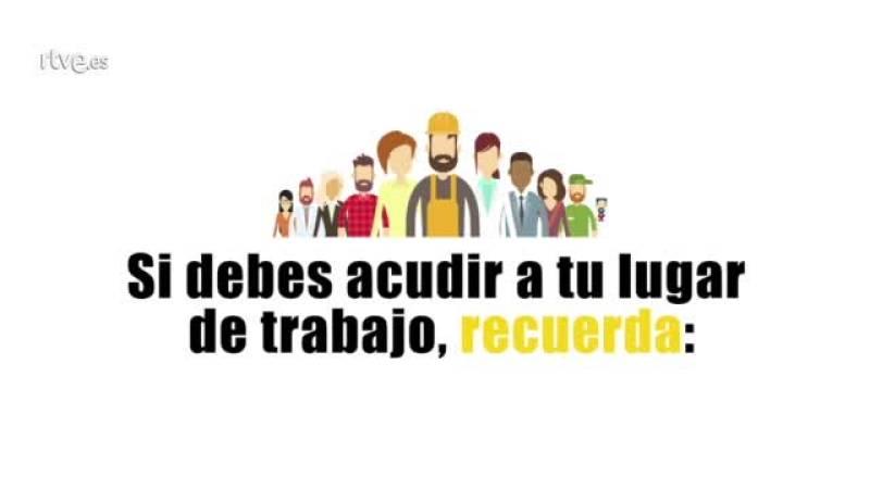 Guía para la reincorporación de trabajadores de servicios no esenciales ante la pandemia de coronavirus