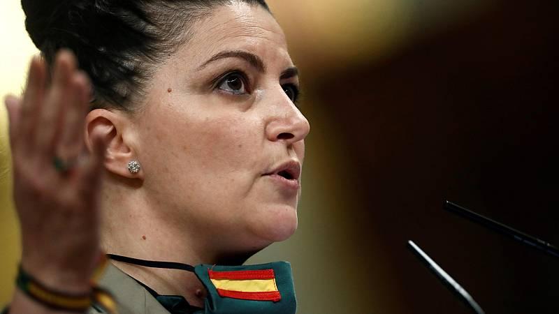 """Olona (Vox) acusa a TVE de llevar a cabo una """"clara violación de la neutralidad política"""" y hacer """"servicio al régimen"""""""