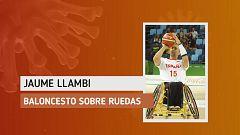 """Jaume Llambi: """"Se me está haciendo duro, pero esta situación nos enseña a valorar las cosas"""""""