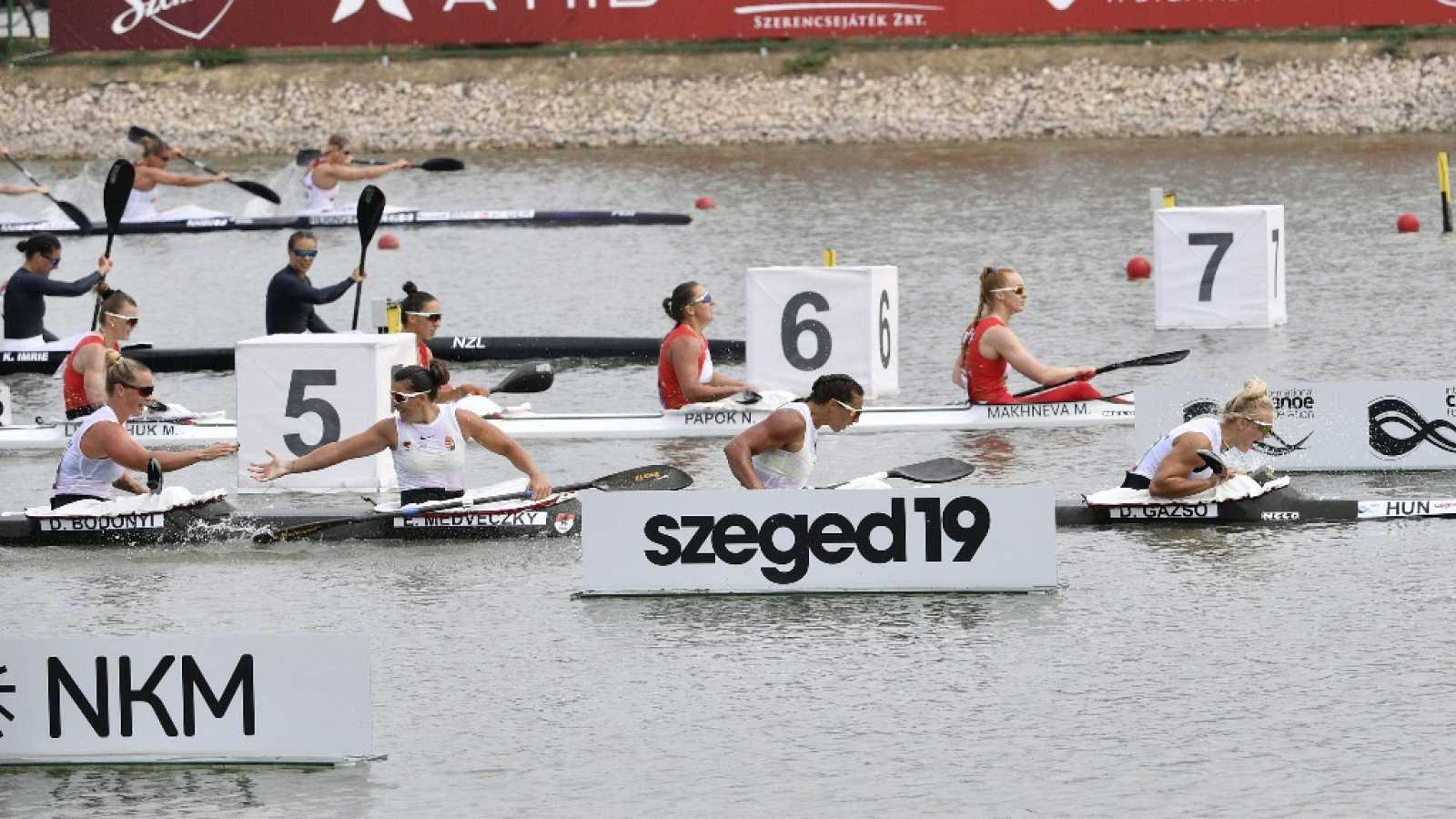 Quédate en casa con TDP - Piragüismo - Campeonato del Mundo 2019 Szeged - Ver ahora