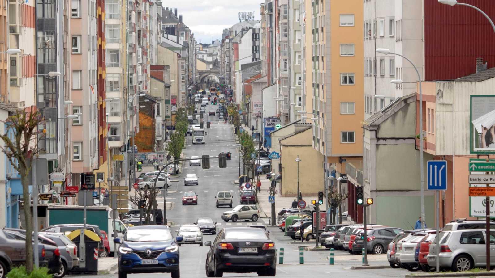 Repunta ligeramente el tráfico por carretera en España con la vuelta de la actividad no esencial