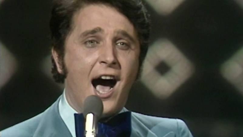 """Festival de Eurovisión 1972 - Jaime Morey cantó """"Amanece"""""""